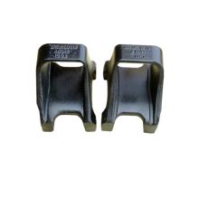 China supplier ISO9001 custom grey cast iron gg25 parts