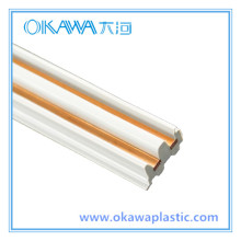 Okawa ABS &Copper Common Extrusion Profile