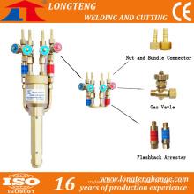 M16 Oxygen Gas Flashback Arrestor for CNC Cutting Machine