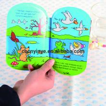 Eco-friendly waterproof baby bath book/promotional EVA/PVC/ plastic baby bath book