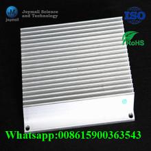 Disipador de calor de aleación de aluminio personalizado