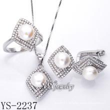 Jóia de alta qualidade moda jóias set 925 prata (ys-2237)