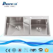 Используется Новое Промышленное Кухонное Оборудование Коммерческих Нержавеющей Стали Керамические Мойки