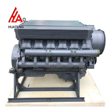 Deutz Air Cooled Complete Engine for F12L413F F12L413FW Assy