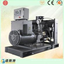 Generador de la marca de fábrica de China Genset diesel con el motor diesel