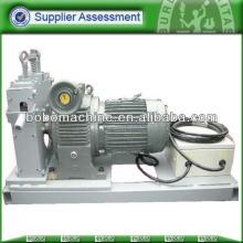 Hydraulic stationary strand pushing machine