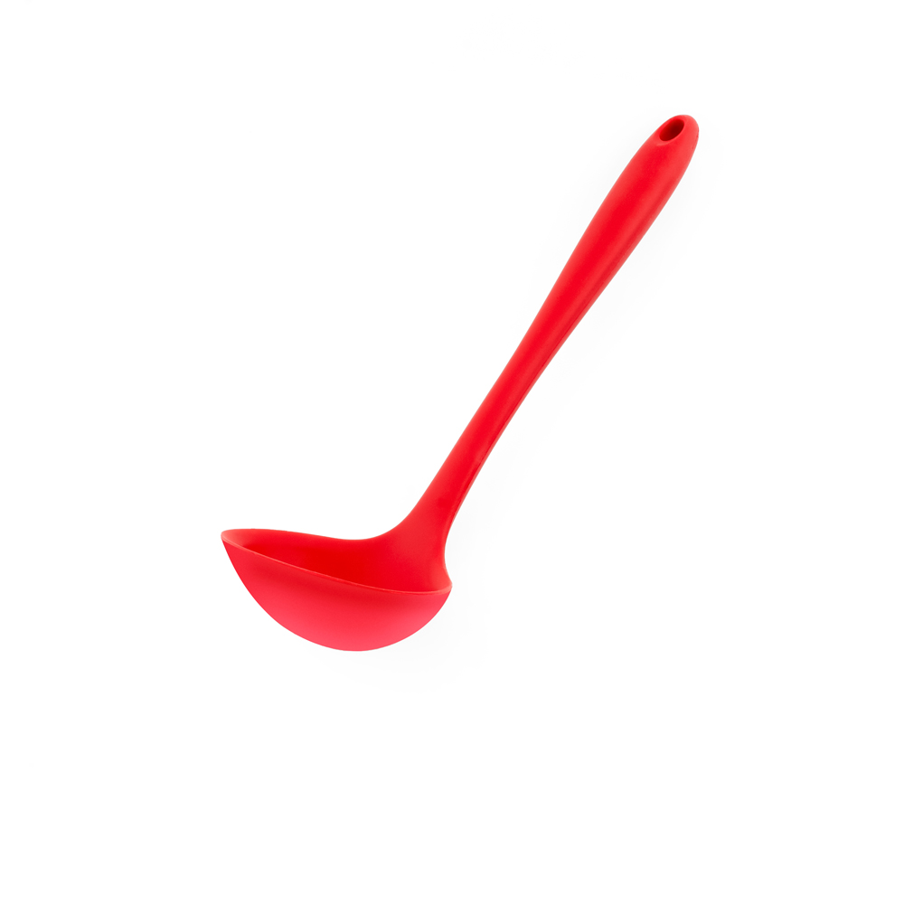 mini silicone cooking ladle