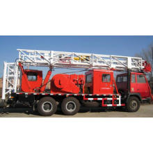 XJ45/60 type oil workover drill rig