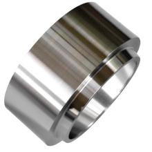 ODM-Aluminiumlegierung cnc, die maschinell bearbeitete Metallteile schneidet