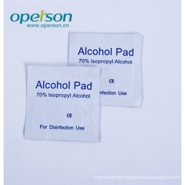 Disposable Medical Sterile Alcohol Swab