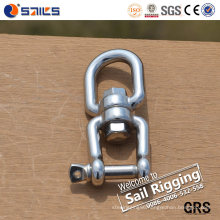 Jaw End Stainless Steel 304 Swivel Chain