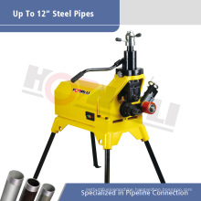 "HONGLI YG12E pipe grooving machine for Max 12"" Steel Pipes"