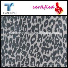 durante todo o ano executando leopard impressão 97 sarja de lycra algodão 3 tecer tecidos de lycra para calças slim