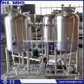 Sistema de limpieza CIP de acero inoxidable