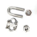 Duty Hot Dip Galvanized Drop Forged Wire Clip