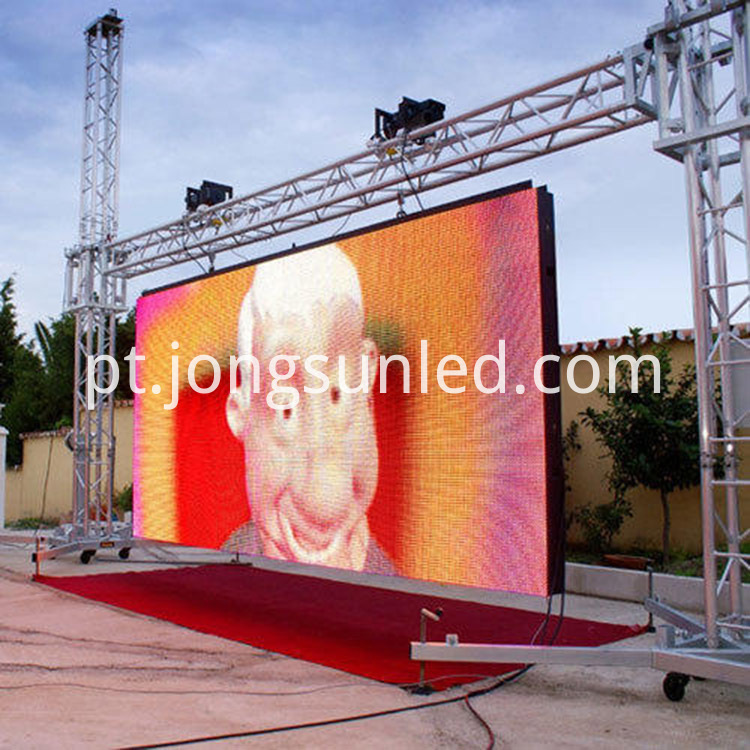 Outdoor Rental Led P5 8