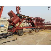 Mobile Concrete Batching Plant (YHZS35)