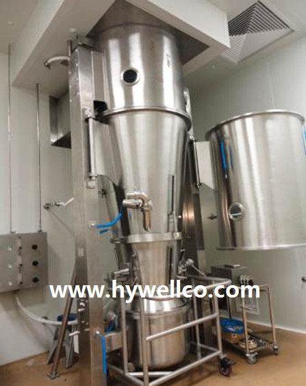Foodstuff Powder Coater