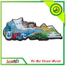 Custom Cheap Rubber PVC Magnet for Fridge
