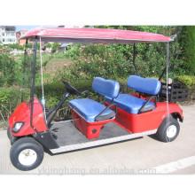 2015 novo pequeno carrinho de golfe 2.2kw com muitas cores