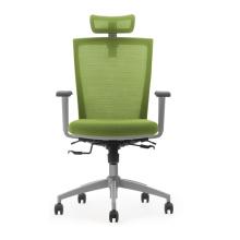 Moderner Büro-Aufzug Swivel High Quality Executive Mesh und Stoff Stuhl