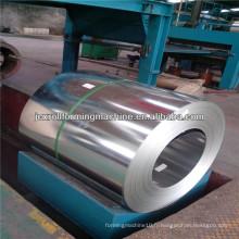 Épaisseur 0,12 mm à 4,0 mm, bobine en acier galvanisé de 660 à 1250 mm JCX-A2