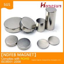 High quality china mmm 100 mmm ndfeb N42 magnet cylinder for sale