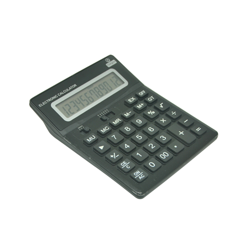 dual power office calculator