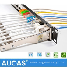 FTP 24 Port Blank Patch Panel