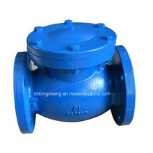 Swing Type Flap Check Valve with Flange End