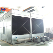 231Ton High Efficiency Steel Open Cooling Tower for Commecial HVAC System
