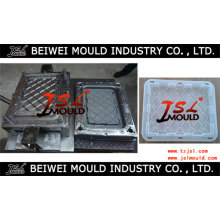 Plastic Injection Box Lid Mould