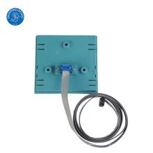 DB9P zu FC-10P Übertragungsgerät Flachbandkabel assy