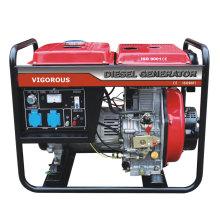 2KW Diesel Generator With Handle Wheels For Option