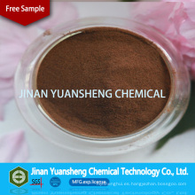 SLS Supresor de polvo Lignosulfonic Acid Sodium Salt