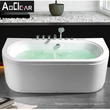 Aokeliya Japanese soaking and whirlpool massage bathtub with good fittings and accessory
