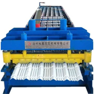 DX Roof Glazed Roll Forming Machine