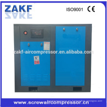 Compresor de aire del tornillo popular directo de ZAKF con 0.7 ~ 1.3bar