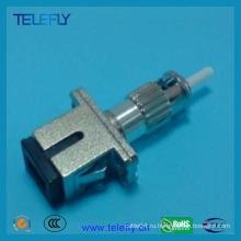 St-Sc гибридный оптоволоконный адаптер