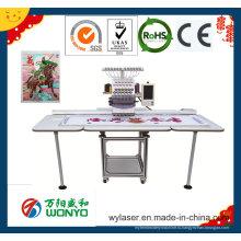 Компьютерная вышивальная машина WY1501cl с односторонней головкой 360 * 1200 мм
