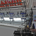 128 Inches Industrial Computeried Multi Needle Quilting Machine