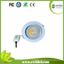 Downlight LED giratorio de 26W con 3 años de garantía