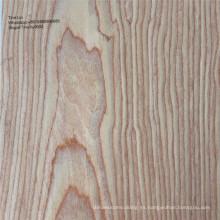 Chapa de madera de ingeniería chapa de la cara de los muebles