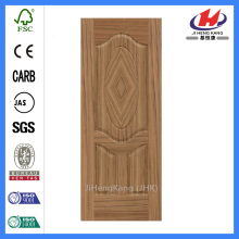 HDF MDF Wood  Veneer Mould Door Skin