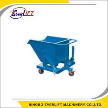 Trémie de déchets de 1500kg 150L