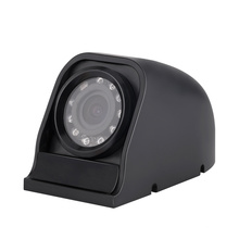 Small Left Side View Camer 12V DC Waterproof Mini Security Car Camera For Van
