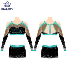 Maßgeschneiderte Cheerleader-Kleidung für Frauen