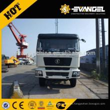 Precio del camión del mezclador concreto del chasis de 8m3 Shacman