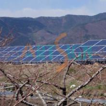 Solar Power System mit Erdungsschraube Solar Support