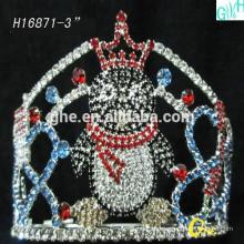 Мода красивая корона телефона QQ